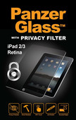 PanzerGlass Privacy Apple iPad 2/3/4 Screen protector Glass