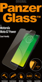 PanzerGlass Motorola Moto G7 Power Screenprotector Glas