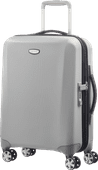 Samsonite NCS Klassik DLX Valise à 4 roulettes 55 cm Silver