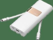 iWalk Secretary+ Batterie Externe 20 000 mAh Quick Charge 3.0 Blanc