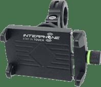 Interphone Crab Evo Alu Universele Telefoonhouder Motor/Fiets Stuur
