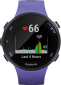Garmin Forerunner 45S Purple