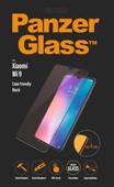 PanzerGlass Case Friendly Xiaomi Mi 9 Protège-écran Verre Noir