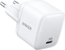 Anker PowerPort Atom Chargeur sans Câble 30 W Power Delivery 3.0 Blanc