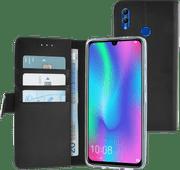 Azuri Wallet Magneet Honor 10 Lite Book Case Zwart