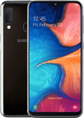 Samsung Galaxy A20e Black