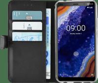 Azuri Wallet Magnet Nokia 9 PureView Book Case Black