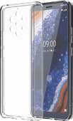 Nokia 9 PureView Back Cover Slim Crystal Transparent