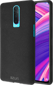 Azuri Flexible Sand Oppo RX17 Pro Back Cover Zwart