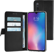 Azuri Wallet Magneet Xiaomi Mi 9 Book Case Zwart