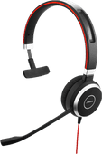 Jabra Evolve 40 UC Mono Bedrade Usb A Office Headset