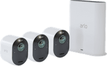 Arlo Ultra 4K Lot de 3