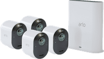 Arlo Ultra 4K Lot de 4