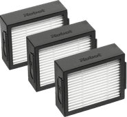 iRobot filter set Roomba e and i series (3 pieces)