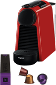 Magimix Nespresso Essenza Mini Rouge