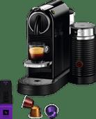 Magimix Nespresso CitiZ & Milk M196 Noir