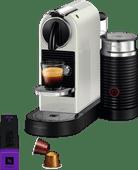 Magimix Nespresso CitiZ & Milk M196 Blanc