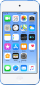 Apple iPod Touch (2019) 32 GB Blauw