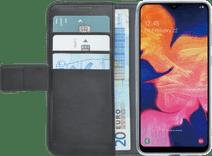 Azuri Wallet Magneet Samsung Galaxy A10 Book Case Zwart