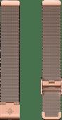Fitbit Inspire Bandje Metaal Rosé Goud