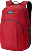 "Dakine Campus 15"" Crimson Red 25 L"