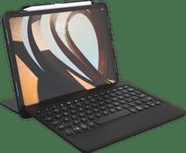 ZAGG Rugged Go Apple iPad Pro 11 inch (2019) Toetsenbord Hoes AZERTY Zwart