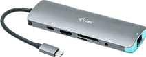 i-tec USB-C Metal Nano Docking Station