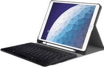 Just in Case Premium Bluetooth Lenovo Tab E10 Keyboard Case Black AZERTY