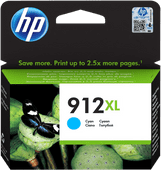 HP 912XL Cartouche Cyan