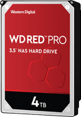 WD Red Pro WD4003FFBX 4 To