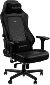 Noblechairs HERO Gaming Stoel PU Faux Leather - black /white