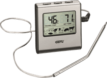 GEFU Digital Roasting Thermometer Tempere with Timer