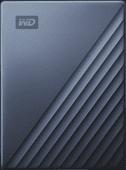 WD My Passport Ultra 4TB Blue