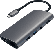 Satechi Type-C Multimedia Adapter Gray