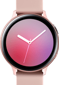 Samsung Galaxy Watch Active2 44 mm Aluminium Or Rose