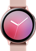 Samsung Galaxy Watch Active2 40 mm Aluminium Rose Or