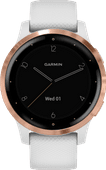 Garmin Vivoactive 4S Or rose / Blanc 40 mm