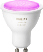 Philips Hue White & Color GU10 Ampoule Séparée