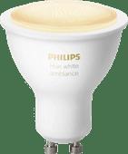 Philips Hue White Ambiance GU10 Lot unique Bluetooth