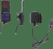 Brodit Houder Samsung Galaxy A10 met Oplader
