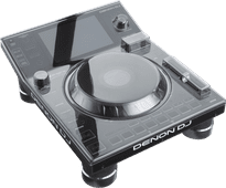 Decksaver Denon SC5000 Prime Stofkap