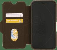 Otterbox Strada iPhone 11 Book Case Brown