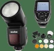 Godox Speedlite V1 Canon X-Pro Trigger Accessoire Kit