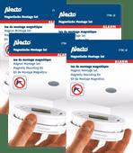 Alecto MK-2 (4 stuks)