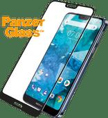 PanzerGlass Nokia 7.1 Protège-écran Verre Noir