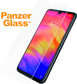 PanzerGlass Case Friendly Xiaomi Redmi Note 7 Screenprotector Glas