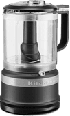 KitchenAid 5KFC0516EBM Mat Zwart