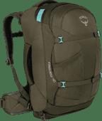 Osprey Fairview 40L Misty Gray - Slim Fit