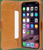 DBramante1928 Copenhagen Apple iPhone 11 Pro Book Case Leer Bruin
