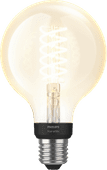 Philips Hue Filamentlamp White Globe E27 Bluetooth